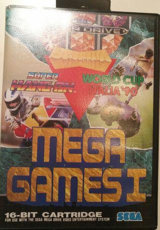 Juego Megadrive - Mega Games I