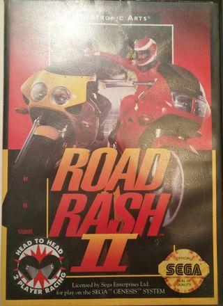 Juego Megadrive - Road Rash II