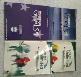 Libros 5 € cada uno