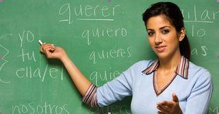 Profesor español en UK