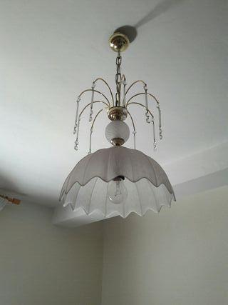 mano de Lampara de juego a de lámpara mesita y segunda techo sdCrhxtQ