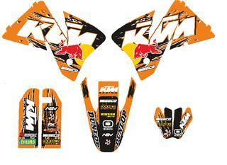 ADHESIVOS KTM 2001-2002