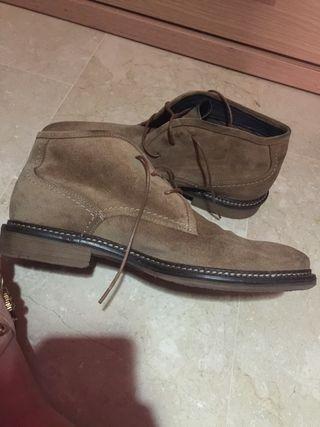 Zapatos black riders