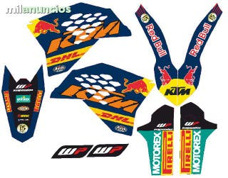KIT KTM 2008-11 EXC, SM, KTM 2006-10 SX, MX