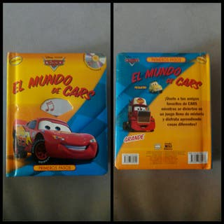 Cars: Audio-libro con CD