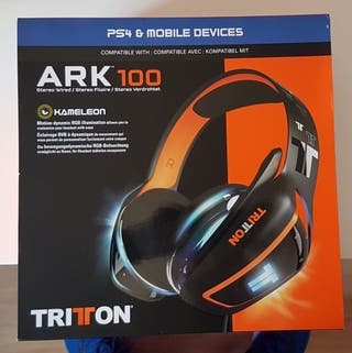 Auriculares Gaming Ps4/Xbox/Smatphones