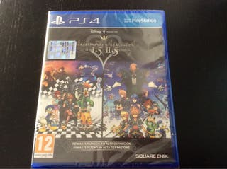 Kingdom hearts hd ps4 abierto