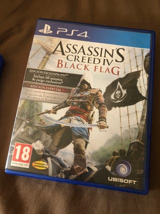 Assassins creed back flag ps4