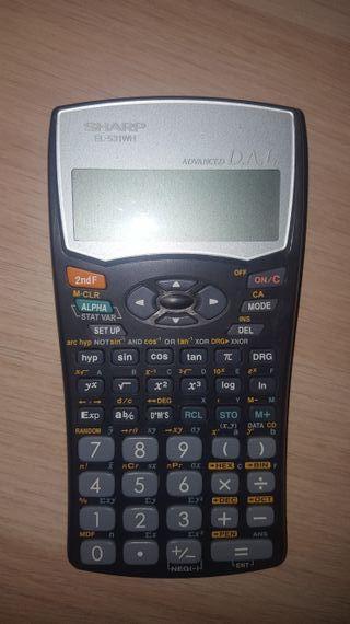 Calculadora Sharp EL-531WH