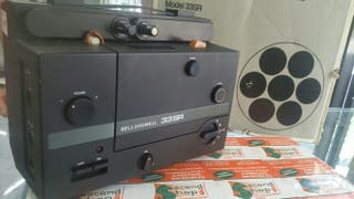 Proyector Super 8 Bell & Howell