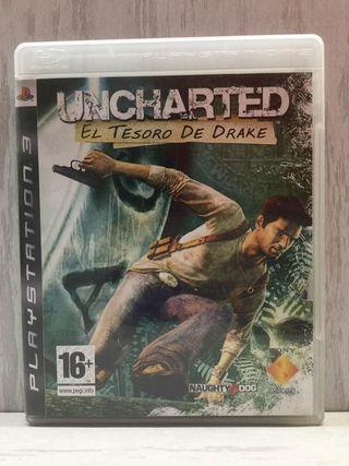 Uncharted - El Tesoro de Drake (PS3)
