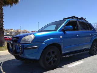 Hyundai Tucson 2005 crdi