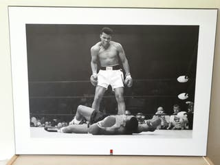 Lámina decoración Muhammad Ali