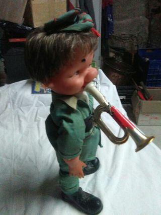 muñeco de la mili
