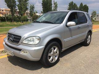 Mercedes-benz ml 400 cdi 250cv 2003