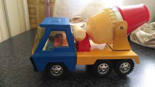Camión hormigonera