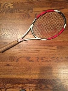Raqueta tenis k factor six one 90
