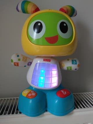 Roby robot fisher price