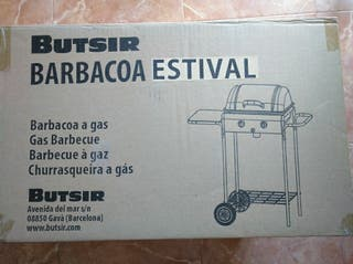 Barbacoa a gas Butsir