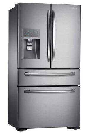 Refrigerador de varias puertas SAMSUNG RF24HSESBSR