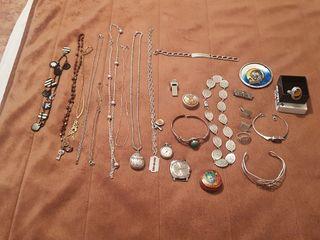 accesorios de plata
