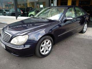 Mercedes-benz Clase S 320 CDI 2004