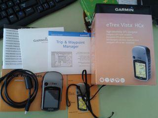 GPS de campo Garmin Vista HCx