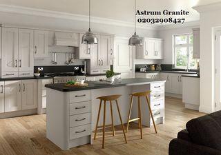 Aura Quartz Kitchen Worktop London at Your Price