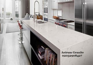 Aura Quartz Kitchen Worktop London at Your Price