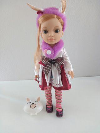 DESCATALOGADA NANCY muñeca