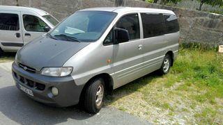 Furgoneta Hyundai H1 2.5TD 85cv