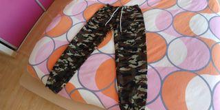 pantalon militar