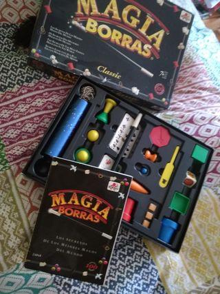 """Juego de Magia. """"Magia borras"""""""