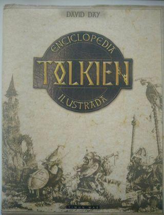 Enciclopedia ilustrada Tolkien