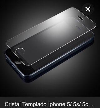 Cristal templado iphone5,5s,5c,se