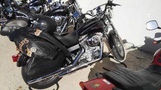 HARLEY DAVIDSON - DYNA SUPER GLIDE CUSTOM 1450 cc