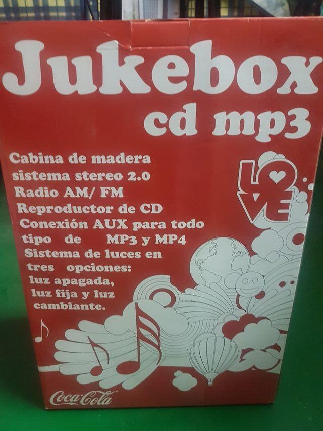 radio cd reliquia de coca cola