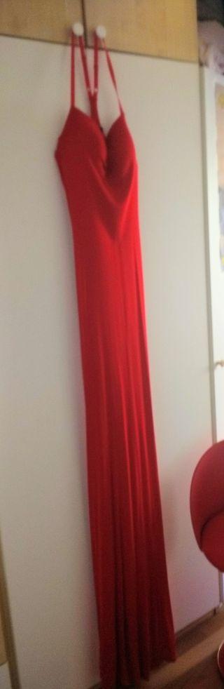 vestido fiesta Etxar & Panno talla 40