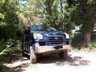 Hyundai H1 4x4 2006