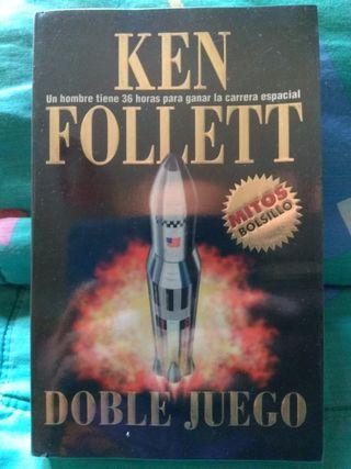 Libro Ken Follet - Doble juego