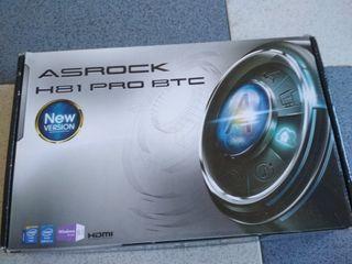 placa base ASRock H81 pro btc averiada?