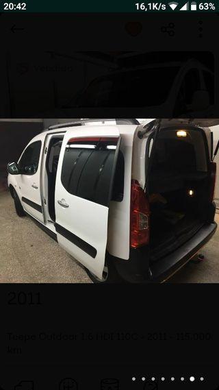 Peugeot Partner Outdoor 115 cv 2011