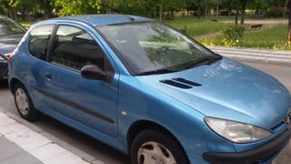 SE VENDE COCHE _Peugeot 206