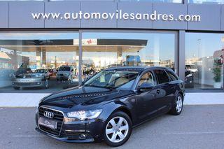 Audi A6 avant 2.0 tdi 177cv multitronic - 19.900 €