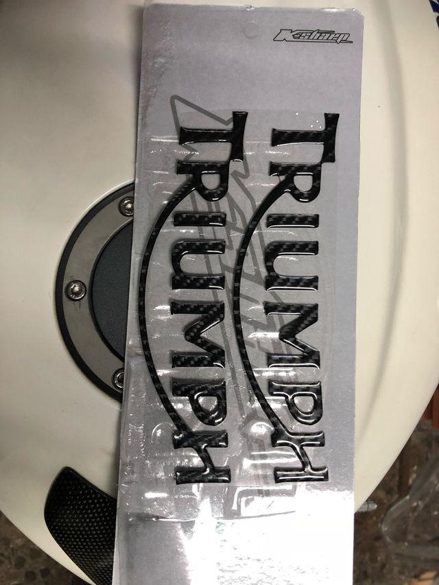 Letras Triumph