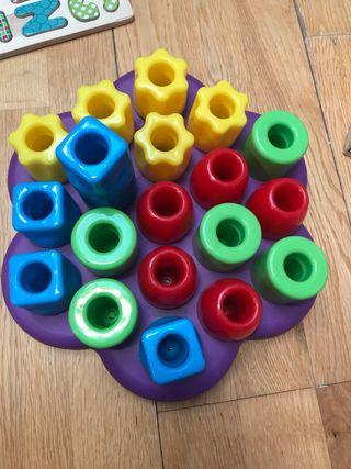 Encajables juguete infantil