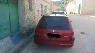 Peugeot 206 sw 2003