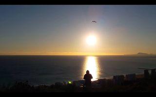 Video aéreo con dron.