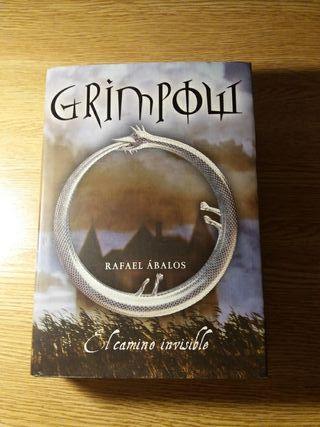 Libro Grimpow de Rafael Abalos