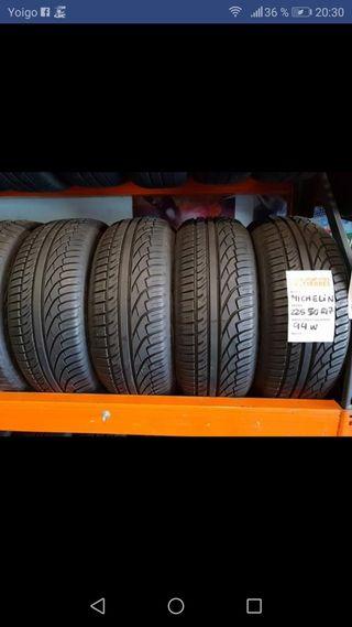 neumáticos de ocasión y nuevos